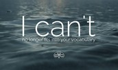 I CAN!