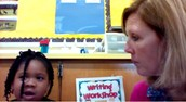 Student Conferencing and Goal Setting in 1st Grade
