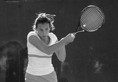 Learn how modern tennis is played