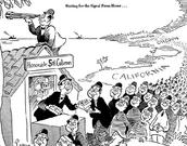 Dr. Seuss's comic