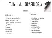 TEMARIO GRAFOLOGÍA 1