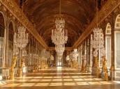Built Versailles Palace