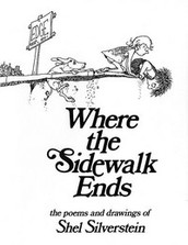 Teaching with Where The Sidewalk Ends by Shel Silverstein