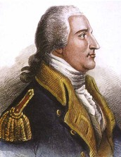 Benedict Arnold takes over the ship