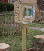 Free Little Library Program for our Community