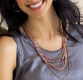Ginger Layering Necklace