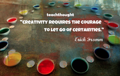 The Ingredients Of A Creative Teacher