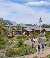 Grand canyon vistitor center
