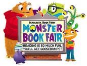 Monster Book Fair & Reading Goals