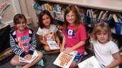 Third Grade Reading Buddies!