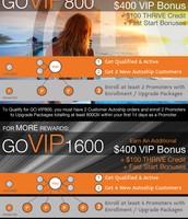 GOVIP Bonuses!