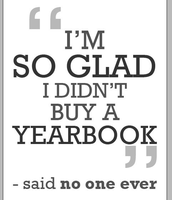 Yearbook Now for Sale