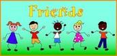 A mi me gusto pasar tiempo con amigos