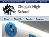 Chugiak High School website goes live!
