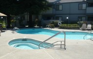 Enjoy a relaxing day at the pool or spa