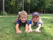 Blackbird Daycare Fun!