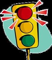 Respetar y Prestar Atención al Semáforo