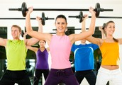 Join the best fitness class in town!