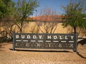 the Buddy Holly Center.