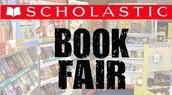Coming Soon: Scholastic Book Fair