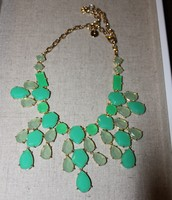Linden Necklace - Green