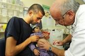 טיפול רפואי בחולים פלסטינים