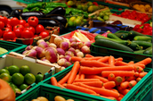 Debes Comer mucha  verduras