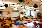 Welcome to Your Student's First Grade Classroom!
