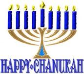On Chanukah, We Light a Menorah