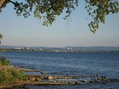 honey well is hoping that Onondaga lake will be cleaner by 2016