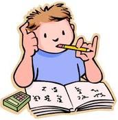 Math games homework