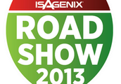 Catch the Isagenix Road Show in Layton Utah, Friday, May 17th!