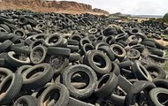 alot of tires