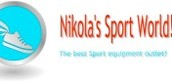Come in the best sport shop now!