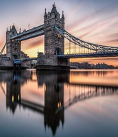 I want to take a trip to London!