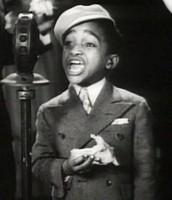 Sammy davis Jr. when he was a child