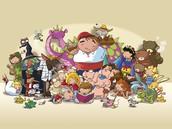 Tipos, temas y personajes