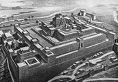 הבנייה של בית המקדש הראשון