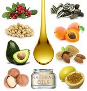Plant oils.