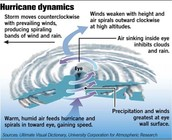 What are hurricanes, typhoons, and tropical cyclones?
