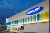 3. Old Navy