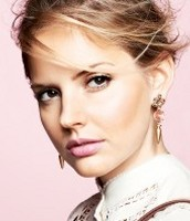 Holly Clip Drop Earrings current retail £32, my sample sale price £20