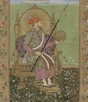 The 5th Mughal Emperor Shah Jahan