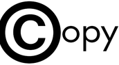 Copy Right- Is to use someone else's work without permission