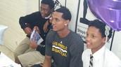 IIMCA Had A Big Surprise Visit From NBA Shooting Guard Jordan Clarkson!