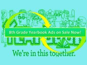 8th Grade Ads on Sale!