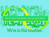 8th Grade Ads on Sale!
