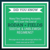 Use your HSA/Flex spending account on your favorite products!