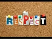 Classroom Respect!