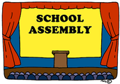 Review  Assembly Expectations During The Week Of November 16-20th (Please read below)